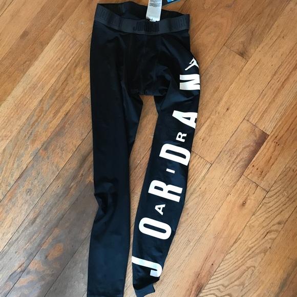 66aba186304f4 Jordan men's training tights - size medium NWT